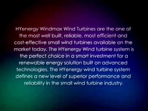 5 Blade Home Wind Generator Kit