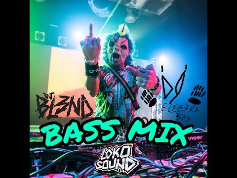 (BASS MIX) - DJ BL3ND & DJ ELECTRO BOY