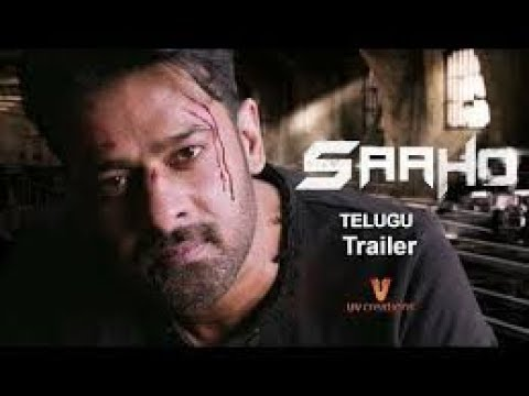 SAAHO Theatrical trailer latest 2018 Tollywood movie