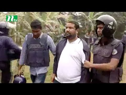 Police obstruct BNP activists from road in Narayanganj