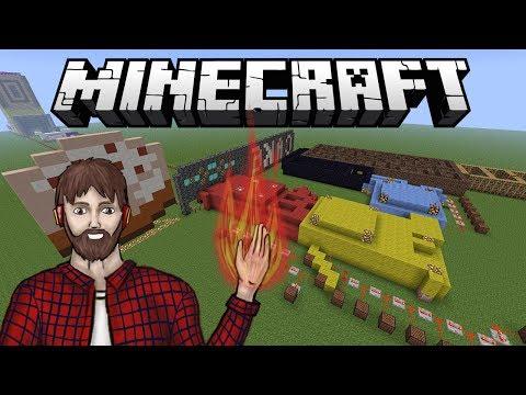 Прохождение карты в Minecraft : ВЕСЁЛЫЙ ПЕРЕХОД