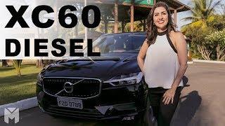 Volvo XC60 Diesel D5 2019 com Giu Brandão