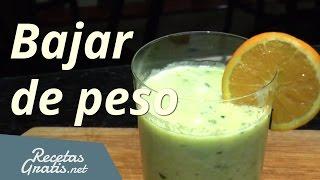 Hacer jugo para limpiar el colon y bajar de peso - Colon cleanse juice