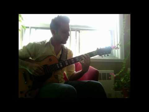 Christopher Cargnello - George II (on 7-string guitar)