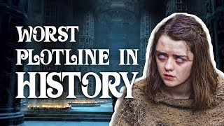 The Worst Plotline in Game of Thrones History