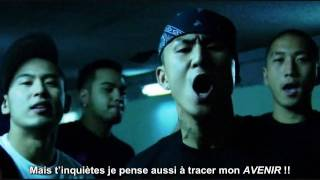 ANARCHY アナーキー GROWTH HD French Version By Majime for R-Rated records