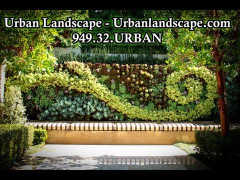 Urban Landscape Design & Construction - Custom Home Landscaping & Outdoor Living Area