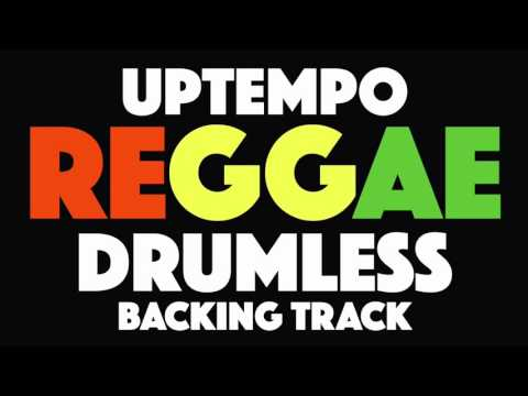 Uptempo Reggae Drumless Play Along