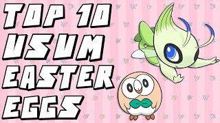 Top 10 Easter Eggs in Pokemon Ultra Sun & Moon