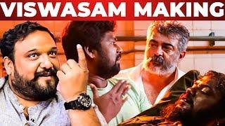 VISWASAM Making of Thala Ajith Intro Scene! – Director Siva & Cinematographer Vetri Explains