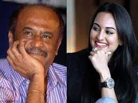 RAJINI AND SONAKSHI SINHA DUET SONG IN FRANCE FOR LINGAA