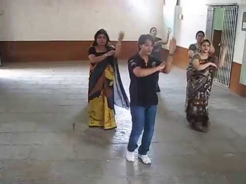 RAKESH SONI choreography of genda phool dance video
