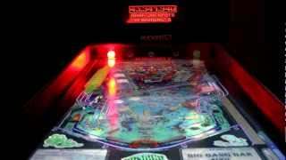 Big Bang Bar Pinball Uncle Willy VP version w. LEDWiz