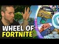 The Wheel of FORTNITE