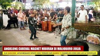 ANGKLUNG CAREHAL Magnet Hiburan di Kawasan MALIOBORO JOGJA Bikin Betah dan Menghibur Pengunjung