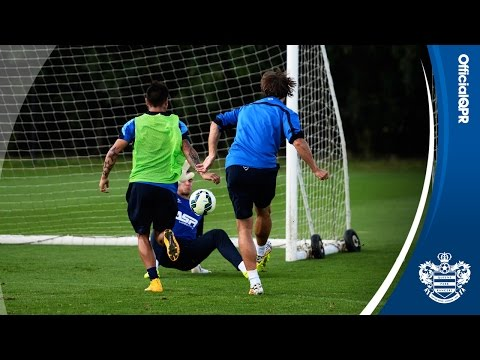 NIKO KRANJCAR SCORES SWEET GOALS IN TRAINING I ACCESS HARLINGTON