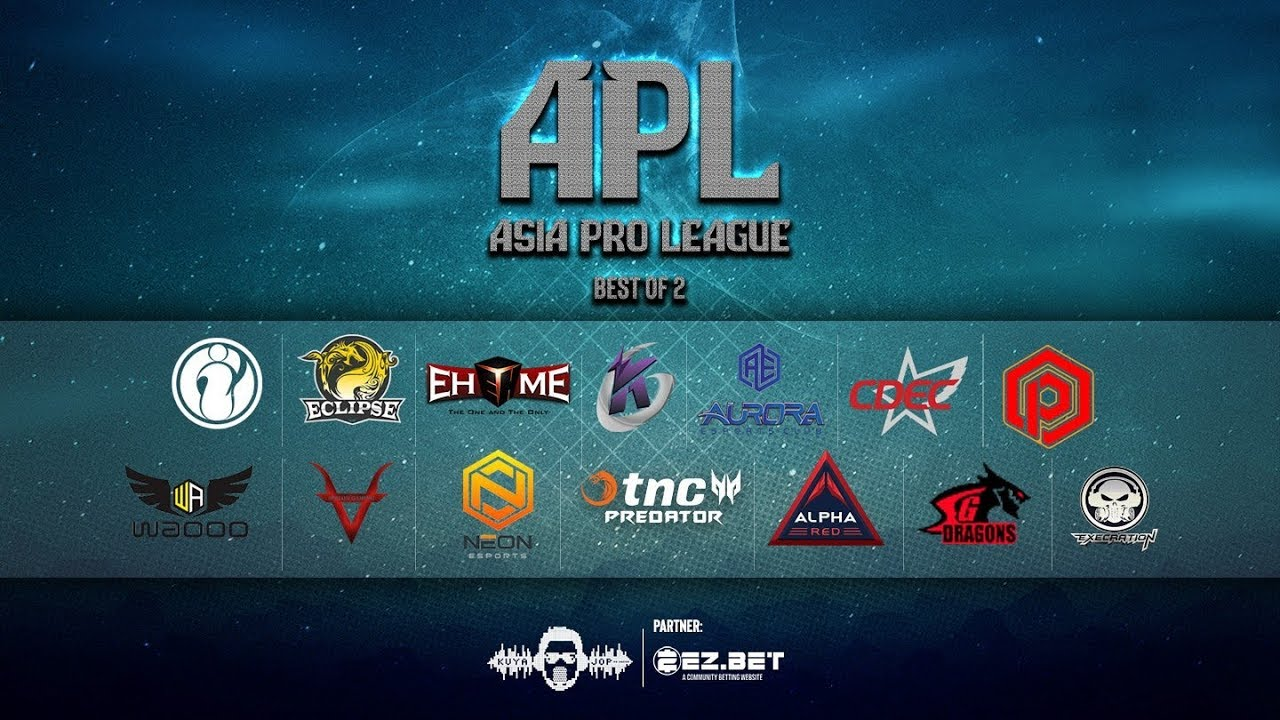 [DOTA 2 LIVE PH]  Asia Pro League DAY 3