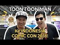 [Indonesia Comic Con] Ketemu sama pembaca & author LINE WEBTOON!