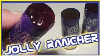 Jolly Rancher Candy Shotgun Slugs