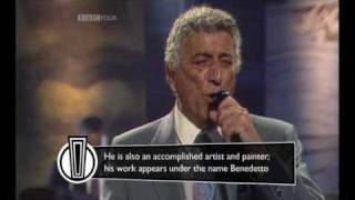 Watch Tony Bennett One For My Baby video