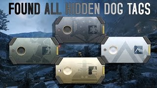 Battlefield 4: Found All Final Stand Premium Dog Tags! Phantom Assignment