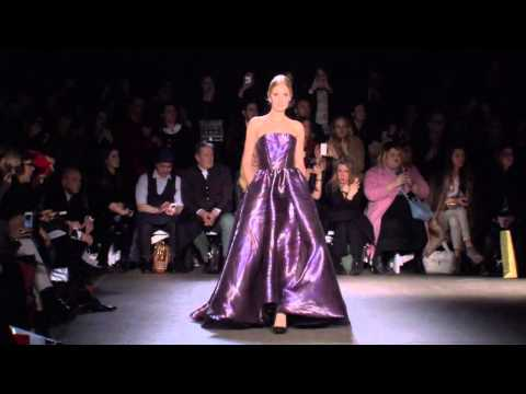 Christian Siriano Fall/Winter 2014 Collection