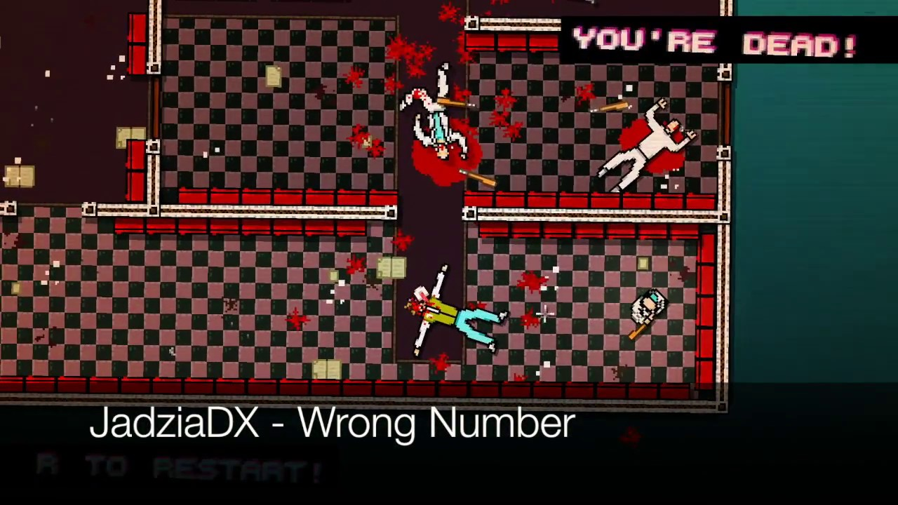 JadziaDX - Wrong Number (Gaming Music)