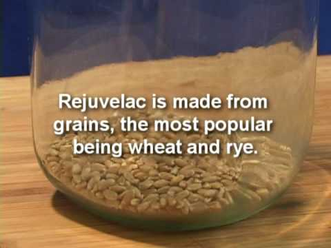 how to make rejuvelac with quinoa