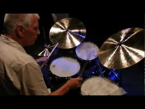 Ron Enyard Quartet at Blue Wisp, Cincinnati, 07/31/2012 Part 1