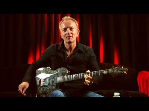 Def Leppard's Phil Collen on the PC Supreme