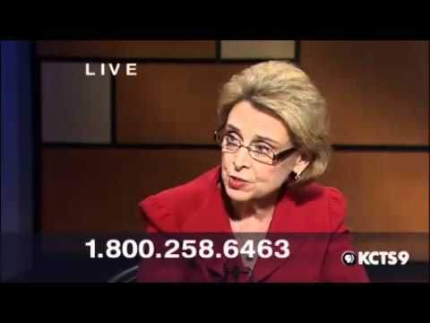 Ask the Governor: Q&A with Christine Gregoire - February 21, 2012 | KCTS 9