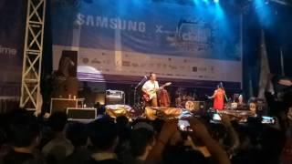 Pas Band live jackloth PRJ Kemayoran