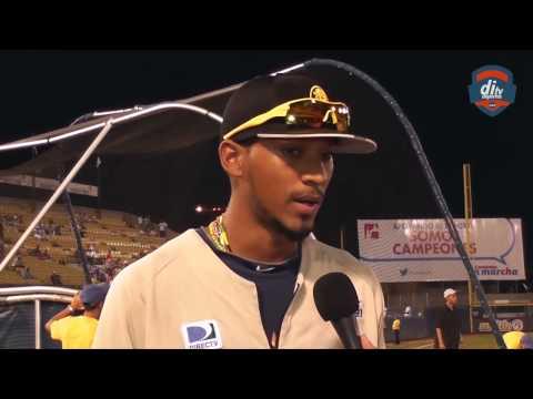 Deportes ¨EN TODO¨ con Danry Vásquez, Prospecto de Leones del Caracas