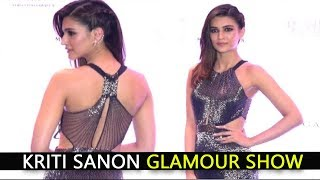 Kriti Sanon Glamour Show At Hello Hall Of Fame Awards 2018    |#HHOF2018