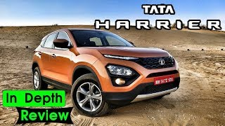 Tata Harrier 2019 SUV Full Review   In Depth Review - Pros & Cons   Tamil