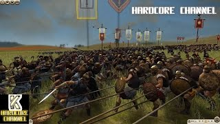 Total War: Rome 2 - Multiplayer - Hardcore - Эпохальная битва