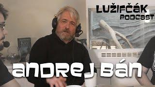 Lužifčák #13 Andrej Bán