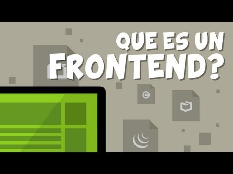 ¿Qué es un Frontend? | Cursos Platzi