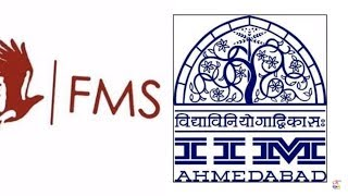 FMS vs IIMA. Comparing Placements, Campus infra and ROI