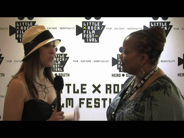 An interview with Sharon La Cruise LRFF 2012