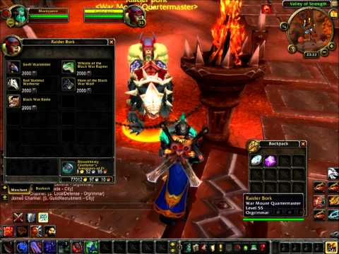 World of Warcraft Private Server(Monsterwow) (Patch:4.0.6)