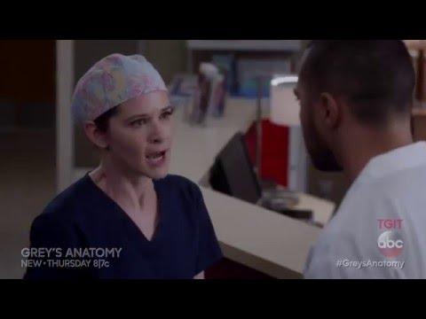 Jackson Finds Out April Is Pregnant Sneak Peek - Grey's Anatomy thumbnail