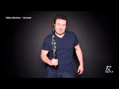 Carmen Fantasy,new version - Milan Rericha - clarinet