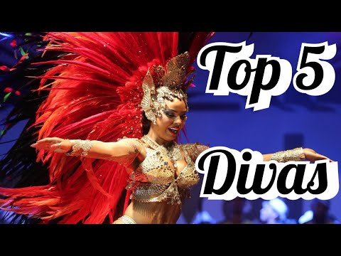 TOP 5 BRAZILIAN DANCE LIVE PRESENTATION: 5 RIO DANCERS