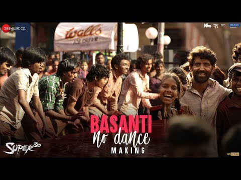 Download Lagu  Making of Basanti No Dance - Super 30 | Hrithik Roshan & Mrunal Thakur Mp3 Free