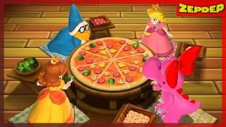 Mario Party 9 - Step It Up - Kamek vs Peach vs Daisy vs Birdo #91