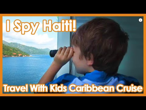 Labadee, Haiti - Royal Caribbean Freedom of the Seas - Travel With Kids DVD