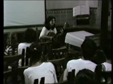 ECOTOPIAS-1988-RECITAL LOLA MONTES