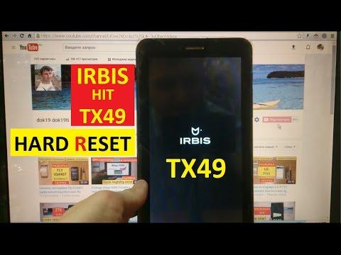 планшет 4good как сделать hard reset на windows 10