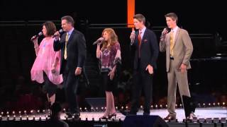 "Mylon Hayes Family ""Stepping in the Light"" at NQC 2015"